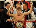 Дмитрий Пирог завоевал титул чемпион мира по боксу