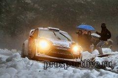 Новиков проводит тесты с M-Sport перед Ралли Монте-Карло