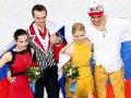 Сочи-2014. Россияне победили в парном катаниии