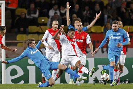 Монако зенит спорт прогноз