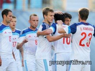 Прогноз футбол россия беларусь