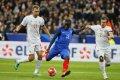 Обзор матча Франция-Россия