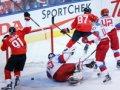 Россия билась, но не справилась с Канадой