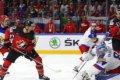 Россияне упустили победу в матче с Канадой