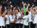 Германия начинает и выигрывает